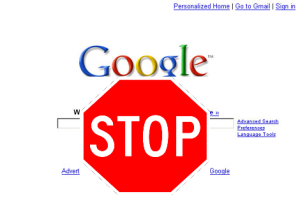 Google Down